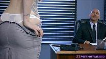 New girl in the office named Lauren Phillips sa...