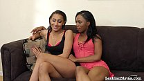 Hot Black Lesbians Really Know How to Please Each Other! - 9Club.Top
