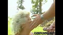 Granny Brutally Facefucked - More at cuntcams.net