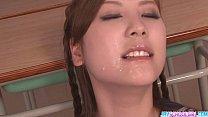 gamcore.com ‣ Schoolgirl yura kasumi is a hot japanese cum girl thumbnail