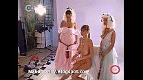 aktmodell episode 6 - naked hungarian girls photoshoot