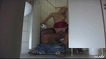 Gina Blonde - sie ist noch dreister - holt sich vom Andreas Freudenkleister