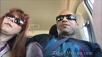 Uber Driver Doesnt Mind if I Get a Blowjob Image