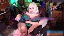 Lady Link Masturbates - 69VClub.Com