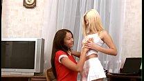 Лесбиянки страпон анал смотреть онлайн