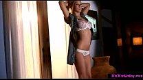 Bibi Jones Sexy Pornstar Masturbates