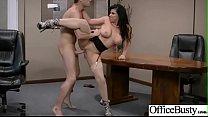 (Romi Rain) Office Slut Girl With Big Melon Tit...