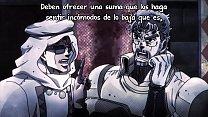 jojo's bizarre adventure stardust crusaders capitulo 16 (sin censura)