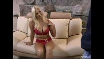 Hannah's anal desire