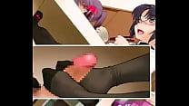 Stealth Sex Hentai Album (By Harutoirochi)