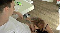 Sein erstes mal Anal - Sexschule mit Nico 18 Video Stream - صورة