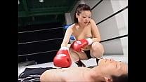 mix boxing naked صورة
