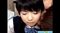 Schoolgirl Saotome gets fucked hard [젊은여자 young]