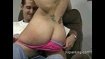 Horny Girl Spanked By Guy pornhub video