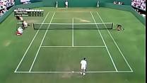 Funny sex in tennis match Vorschaubild