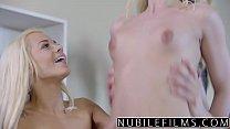 Elsa Jean & Sydney Cole Play Sex Games thumbnail