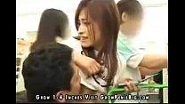 Asian Sex Crowded Mini Mart pornhub video
