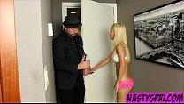 Uma Jolie Gets Older Guy To Fuck Her Sweet Teen Pussy