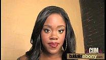 ftv jenna ◦ Ebony babe sucks and fucks several white dudes 24 thumbnail