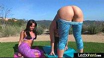 Horny Girls (Rahyndee & Valentina Nappi) Playin... thumb