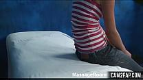 Teen Seduced Massage Room Free Hidden Cam Porn Video porn image