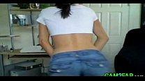 Видео мастурбации зрелых женщин в чулках