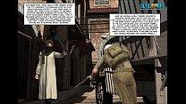 3D comic: Neue Rasse 5-7 Image