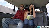 Tight latina Mia Hurley gets a big dick.1