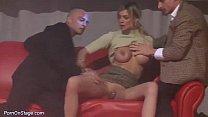 threesome fuck orgy in public Vorschaubild