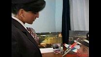 captain fuck stewardess anal thumbnail