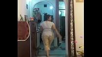 Hot desi indian bhabi shaking her sexi ass &boobs on bigo live...4