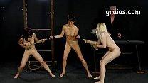 Giantess fight two girls thumb