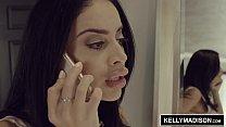 KELLY MADISON - Latin Bimbo Victoria June Filled With Jizz