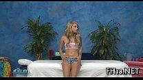 Lovely hottie loves massage pornhub video