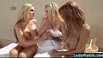 Punish Lesbians Treatment In Hot Sex Lesson vid-19 Vorschaubild