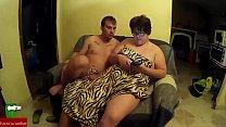 no importa si hay que hacer malabarismos o escalada sobre la mujer gorda para comerle el coño pornhub video
