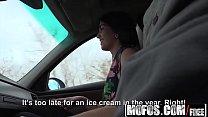 Mofos - Stranded Teens - Hungarian Babes Backseat Fuck starring Loren Minardi Vorschaubild