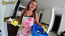 MAMACITAZ - Colombian Young Maid Sara Alvarez R...