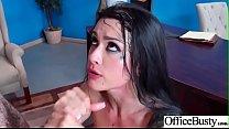 Hot Office Girl (Katrina Jade) With Big Tits Enjoy Hardcore Sex mov-11