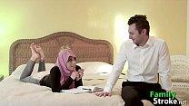 7252 FamilyStroke.net - Arab Daughter Got Bro's Cock preview