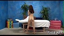 Gogeous teen gets screwed hard by her masseur pornhub video