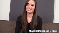 Cute Teen Gia Paige Gets Tight Ass Filled With Cum. AllAnal!'s Thumb