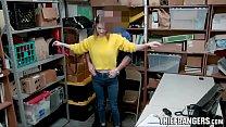 Busty Blonde Russian Teen Thief Nadya Nabakova Fucked By Corrupt Store Officer Vorschaubild