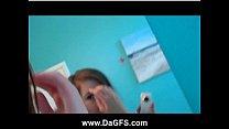Nude emo Becka solo cellphone video Vorschaubild