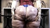 SSBBW  huge ass Ebony