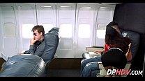 Skinny latina flight attendant 1 002