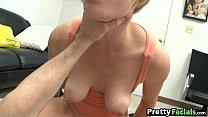 Short hair blonde facial video Tracy Lee 1 2.4's Thumb