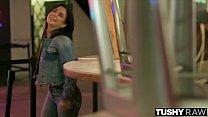 TUSHYRAW Joanna Angel Has Unforgettable Anal Sex thumbnail