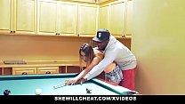 SheWillCheat - Petite Wife Rides BBC thumb