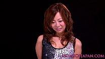 Japanese MILF AVstar spoils her fan